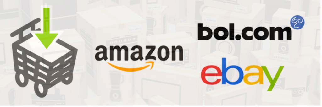 Amazon shop koppelen