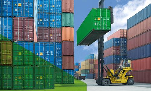verzend (zee)containers zonder omkijken