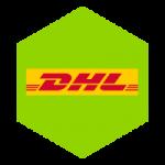 Vervoerders: DHL