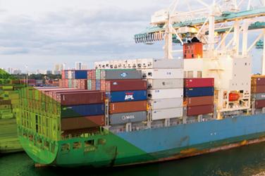 (Zee)containers versturen gaat bijna vanzelf
